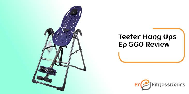 Teeter Hang Ups Ep 560 Reviews