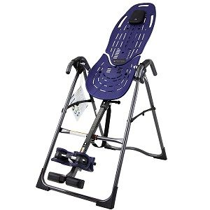 Teeter EP-560 Ltd. FDA-Cleared Inversion Table for back pain relief