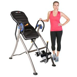Ironman iControl 600 Weight Extended Disk Brake System Inversion Table